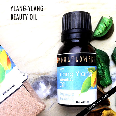 YLANG-YLANG OIL FOR BEAUTY