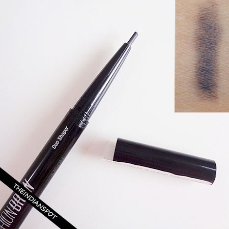 NEW MAYBELLINE FASHION BROW DUO SHAPER REVIEW