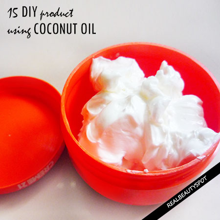 15 MAGICAL THINGS TO MAKE WITH COCONUT OIL