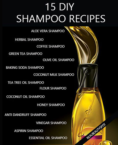 Best Homemade Diy Products For Healthy Hair And Skin