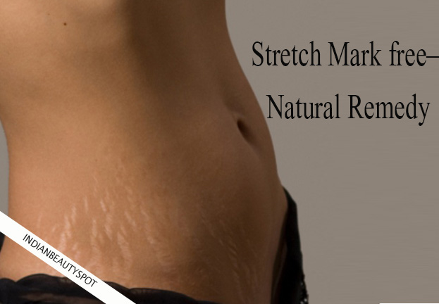 Natural Remedies To Cure Stretch Marks -