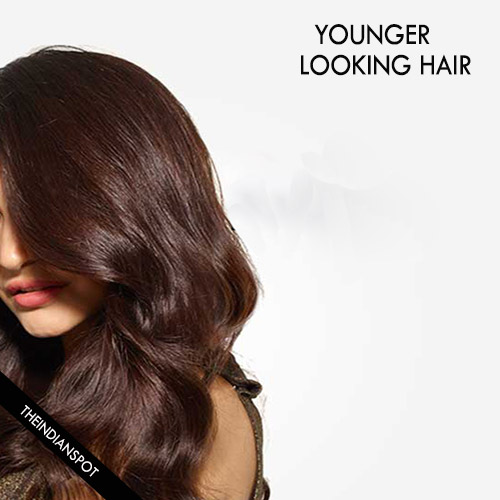 ANTI AGING HAIR CARE - Best tips for Younger-Looking Hair