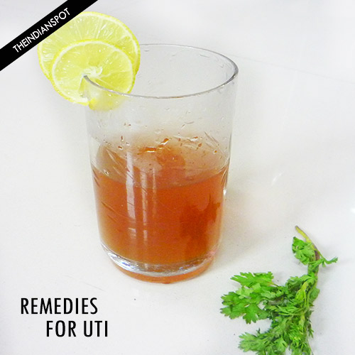 HOME REMEDIES FOR UTI PAIN AND DISCOMFORT