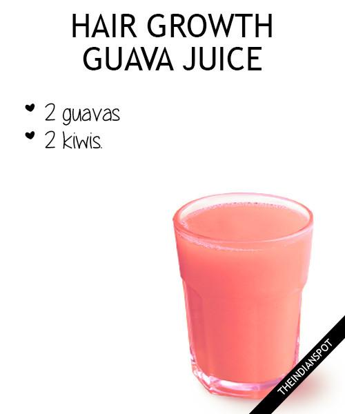 KIWI GUAVA JUICE