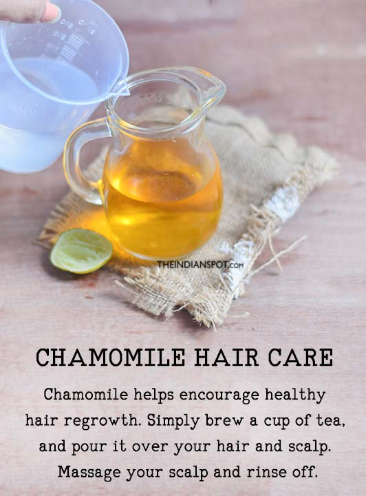 NATURAL HAIR RINSE TO REDUCE SHEDDING AND STIMULATE HAIR GROWTH