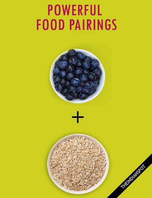 POWERFUL FOOD PAIRINGS FOR INCREDIBLE HEALTH