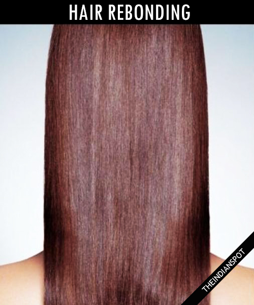 HOW TO TAKE CARE OF YOUR HAIR AFTER REBONDING
