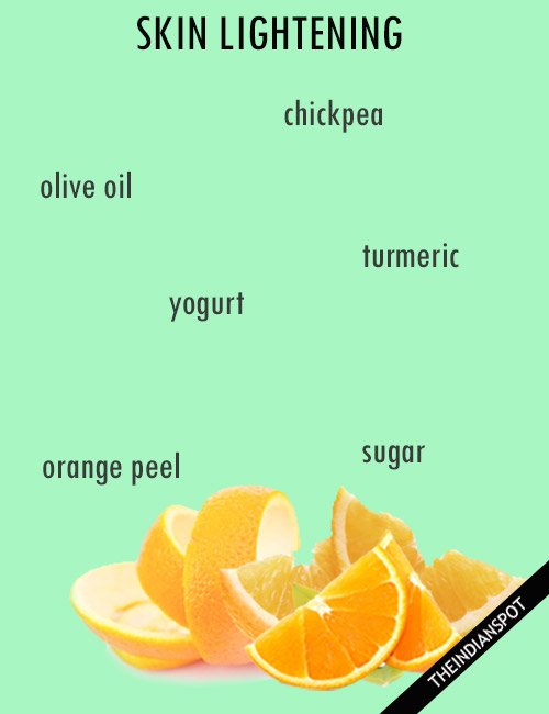 DIY SKIN CARE RECIPES TO GET RID OF DARK UNDERARMS, INNER THIGHS, KNEES AND ELBOWS