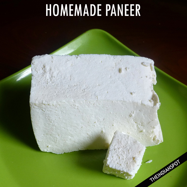 How to make Cottage Cheese or Paneer easily at home