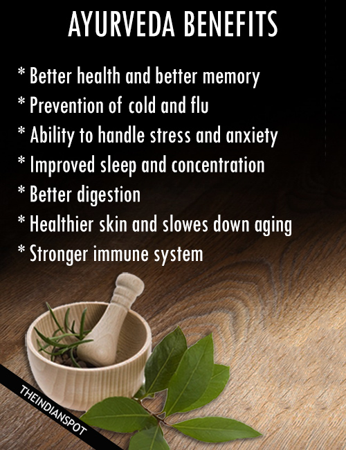 ALL ABOUT AYURVEDA AND ITS BENEFITS