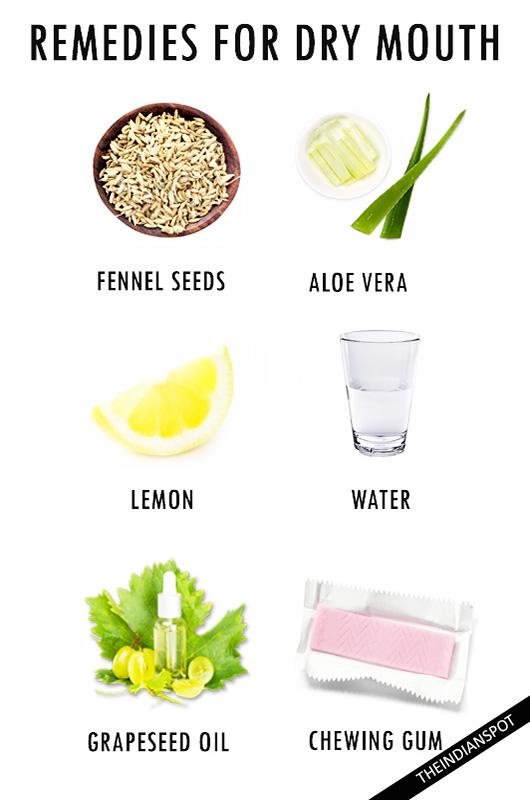 Natural Treatment For Xerostomia