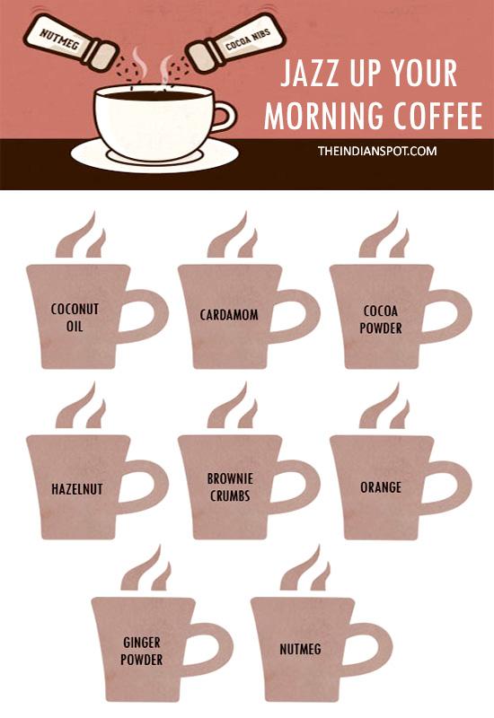 HEALTHY MORNING COFFEE