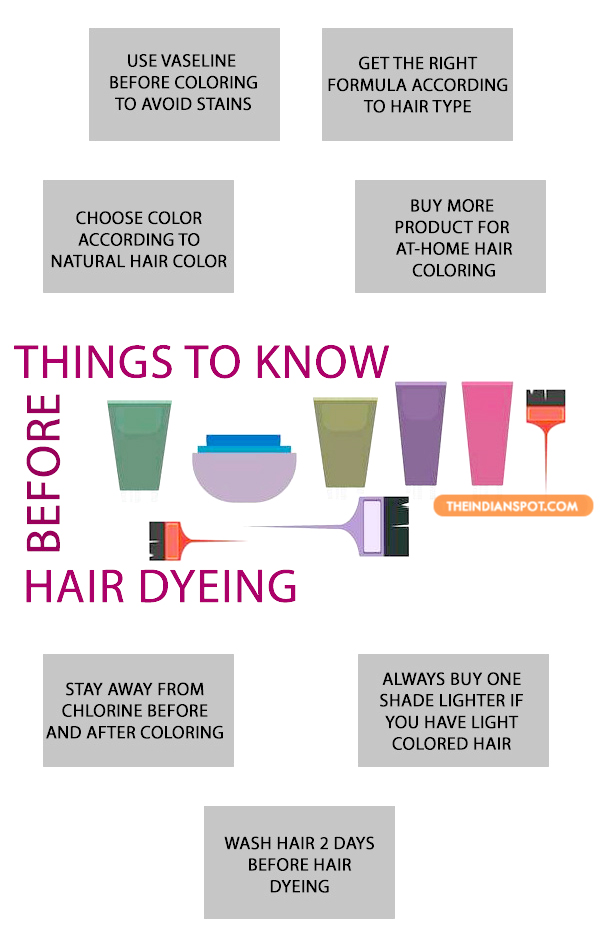 What You Need To Know Before Dyeing Your Hair