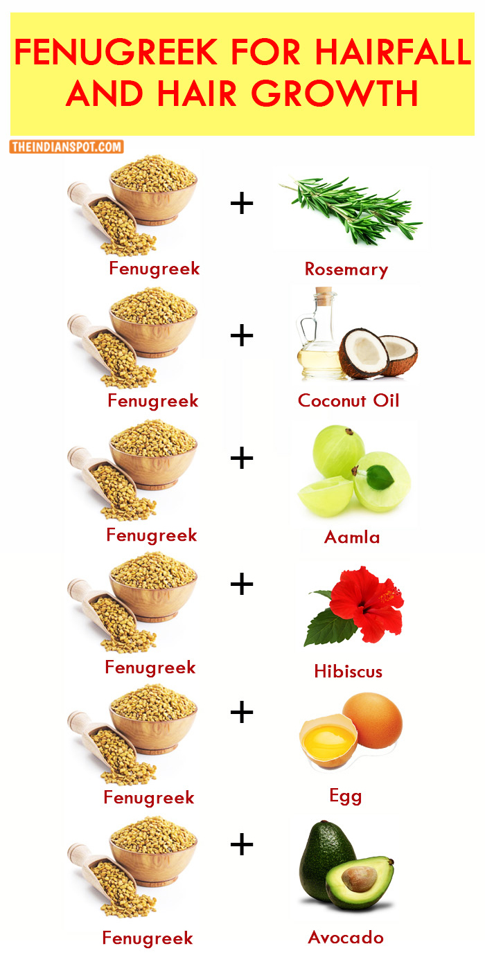 How To Use Fenugreek For Hair Growth And Hair Fall The Indian Spot