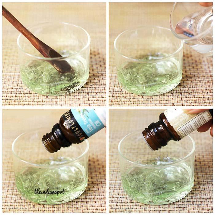 Aloe Vera Makeup setting Spray