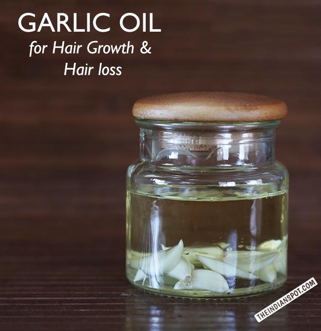 Beauty DIY: Garlic Oil for Hair Growth & Fighting Hair loss