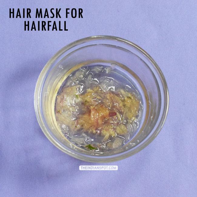 HAIR MASK FOR HAIRFALL