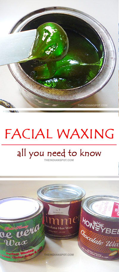 ALL YOU NEED TO KNOW BEFORE GETTING YOUR FACE WAXED!