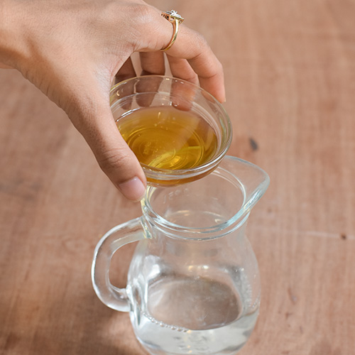 Homemade Natural Clear Skin Facial Toner