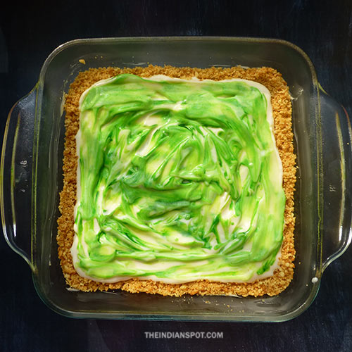 CHILLED LIME PIE RECIPE