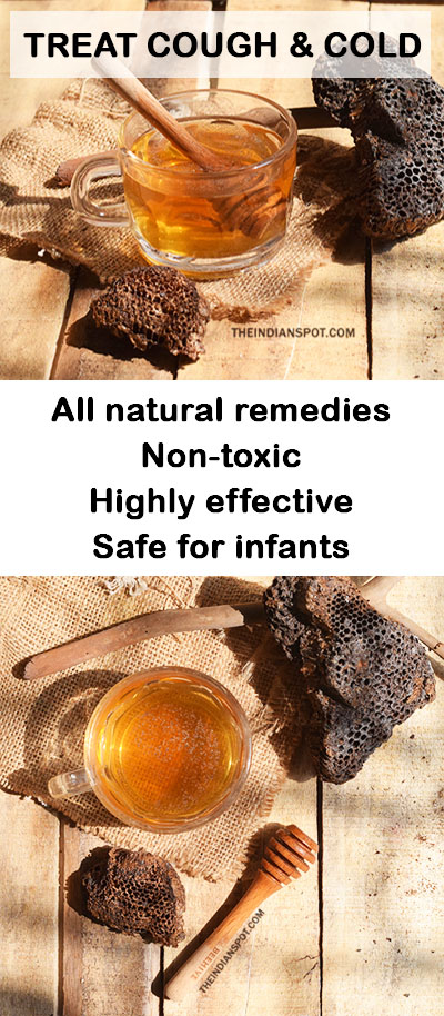 HOW TO TREAT COUGH WITH NATURAL KITCHEN REMEDIES