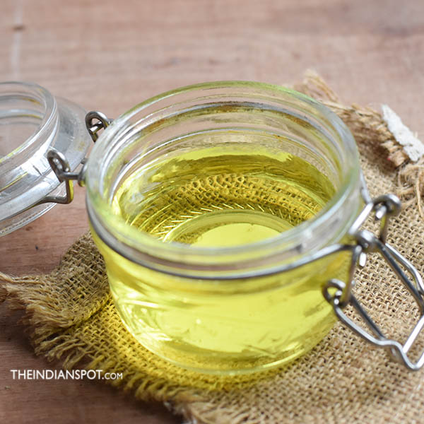 OVERNIGHT CASTOR OIL HAIR TREATMENT