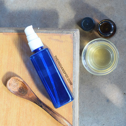 Add Oil to Your Shampoo For Faster Hair Growth