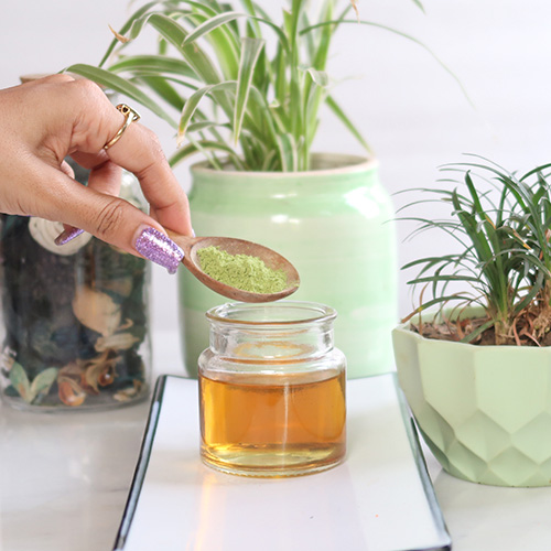 Neem Oil To Fight Acne