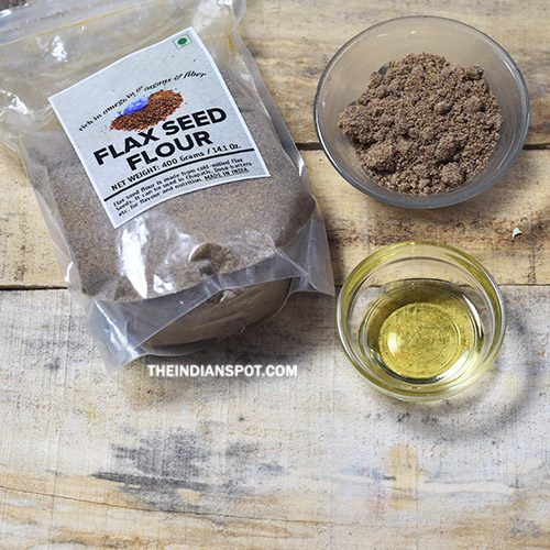 Flaxseed Oil To Strengthen Hair