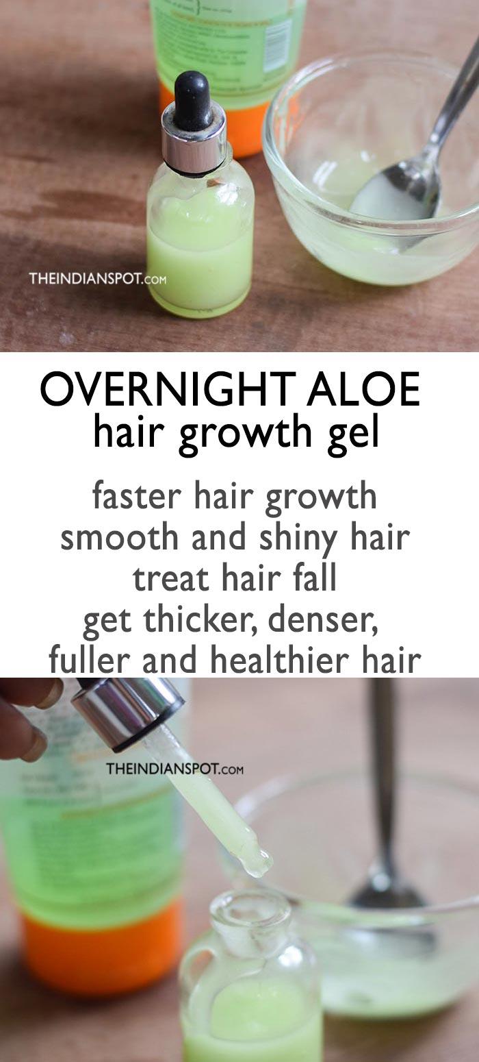 ALOE VERA HAIR PRODUCTS for hair growth