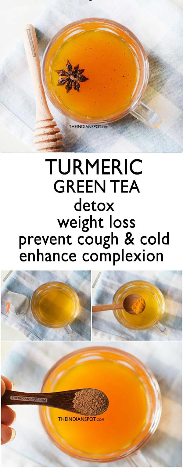 BEST GREEN TEA RECIPES FOR HEALTH and BEAUTY