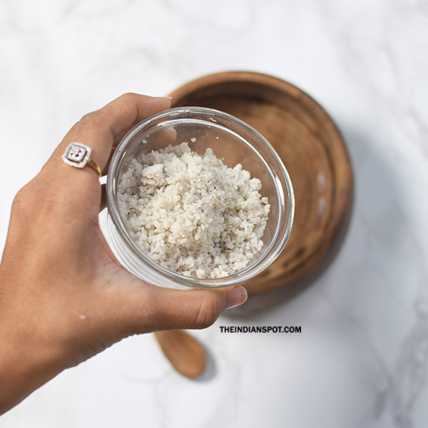 BEAUTY DIY: BUTTERMILK AND SEA SALT FACE MASK FOR LARGE PORES