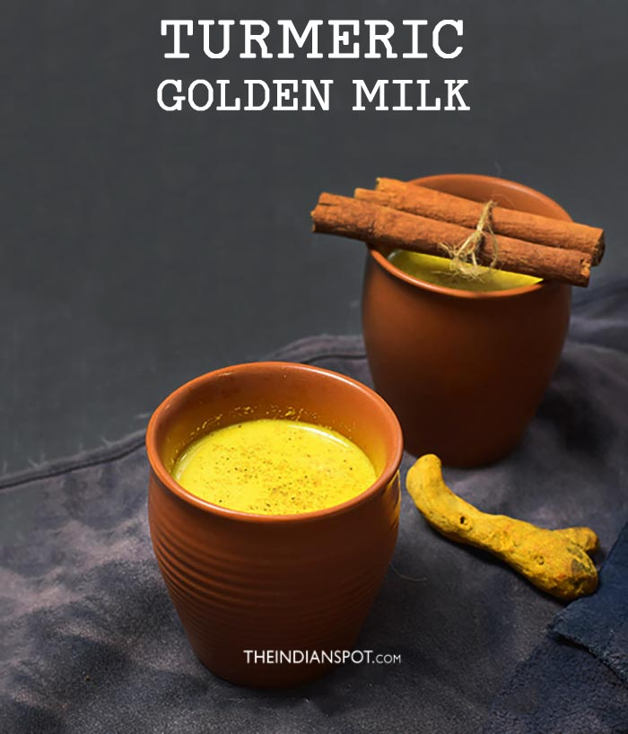 how to make turmeric drink for cancer