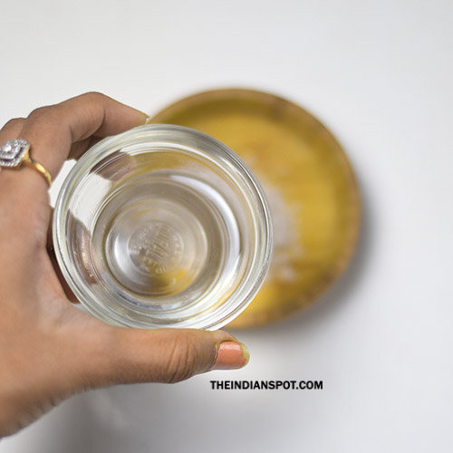 BEAUTY DIY: VINEGAR SCRUB FOR DRY, ROUGH AND CRACKED HEELS