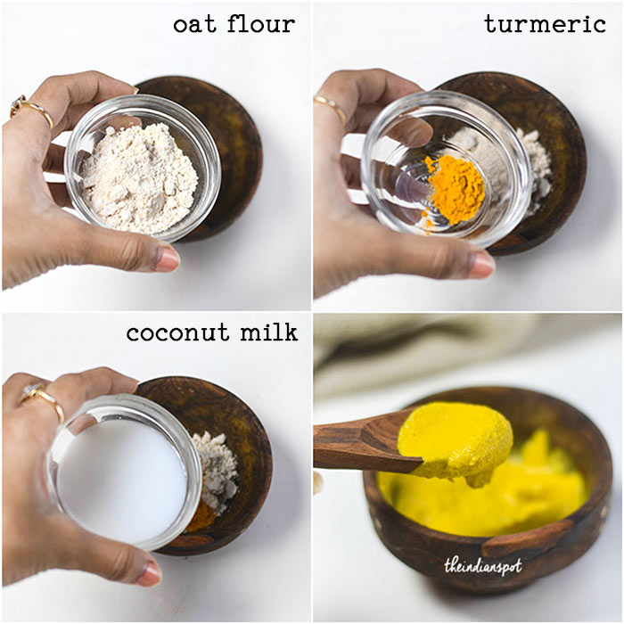 DIY: TURMERIC CLEANSER FOR FLAWLESS SKIN
