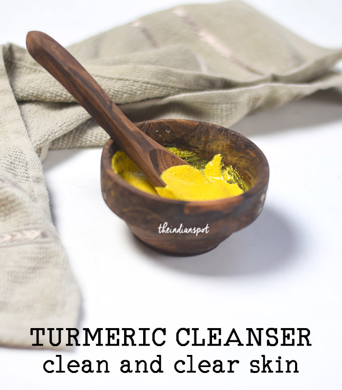 TURMERIC FACE AND BODY CLEANSER FOR FLAWLESS SKIN