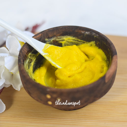 Lighten and Brighten Underarms with Rice Mask