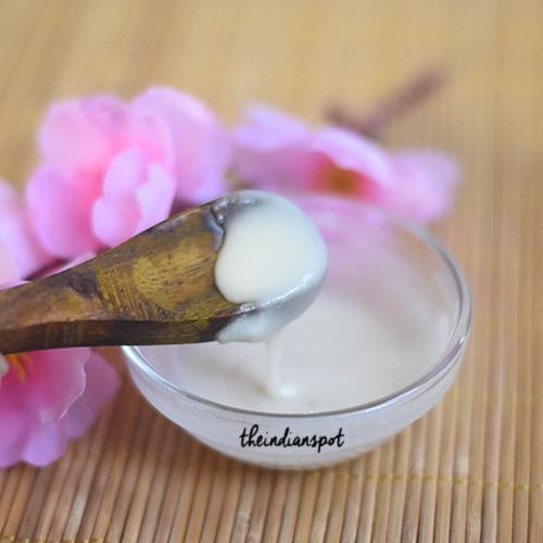 Homemade Natural Underarm Whitening Scrub