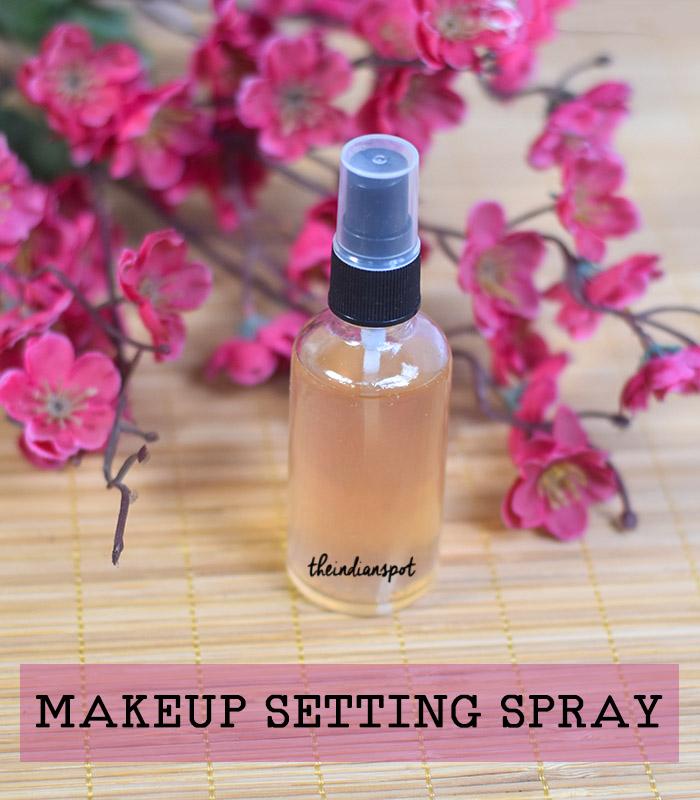 Witch Hazel Makeup Setting Spray