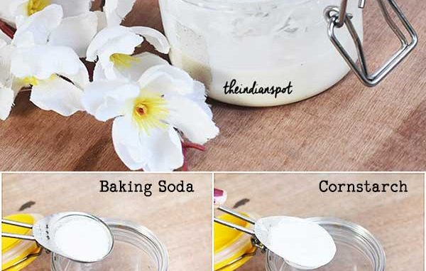 Homemade Natural Underarm Whitening Scrub
