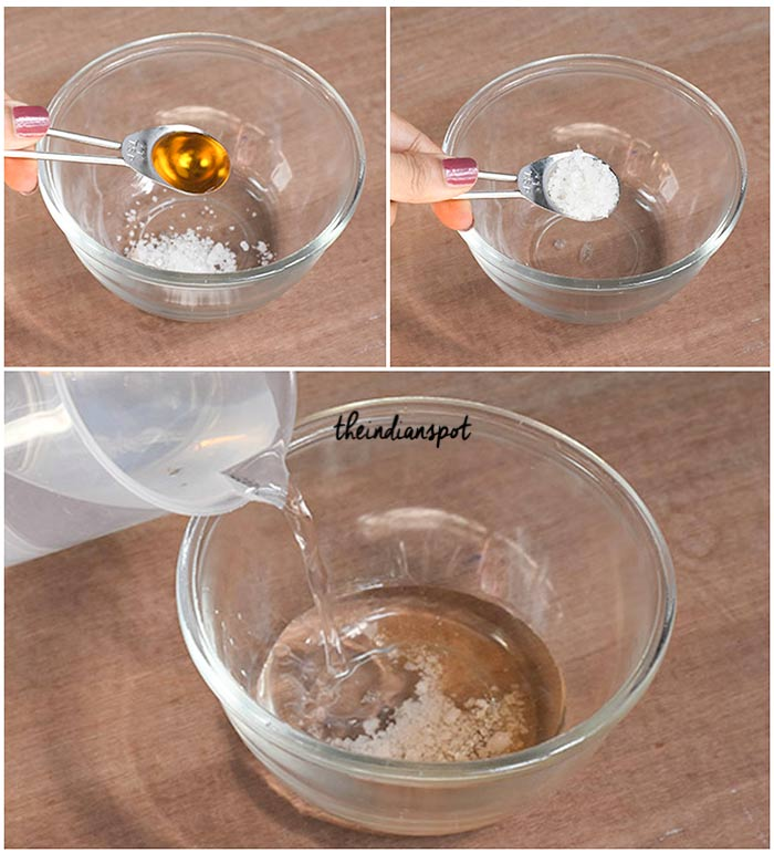 DIY Salt Toner for Oily skin