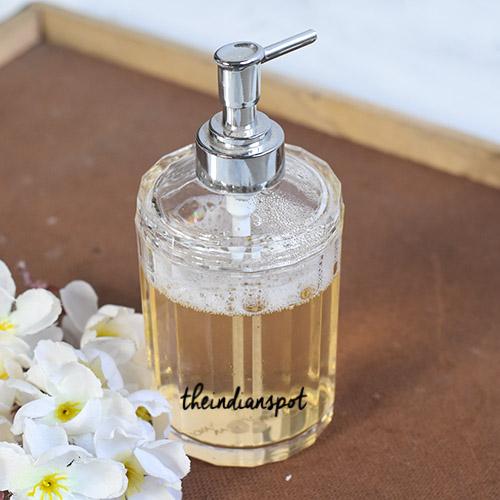 Coconut Oil Body Wash leaves skin super soft