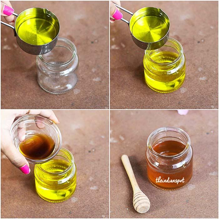 CASTOR OIL HAIR MASK FOR HAIR GROWTH