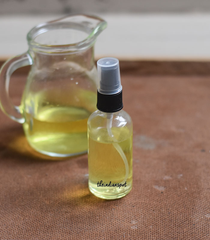 DIY BEAUTY WATER