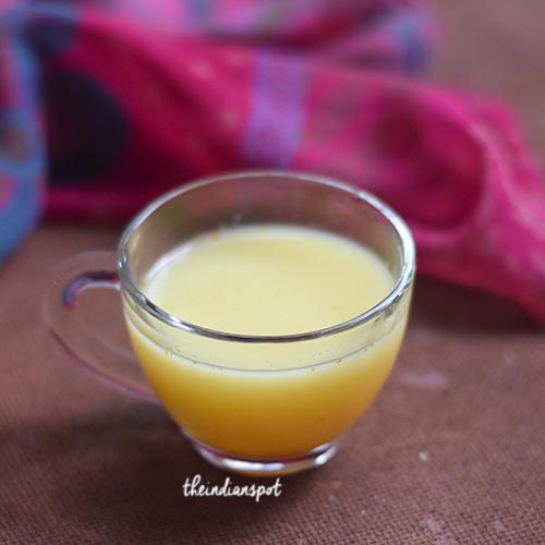 Herbal Tea for Decongestion
