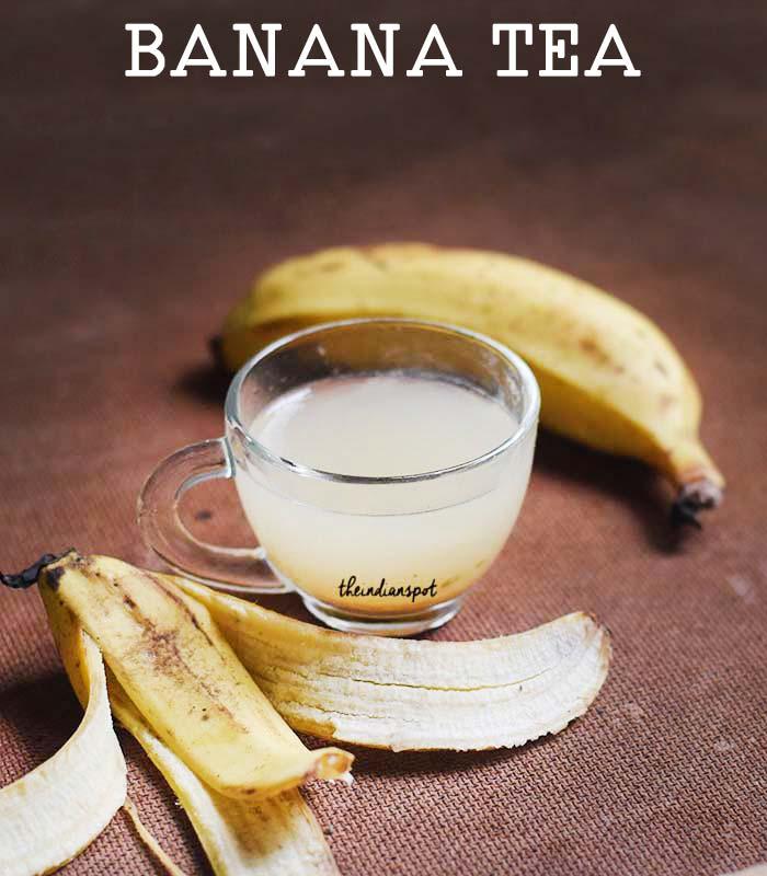 BANANA TEA RECIPE