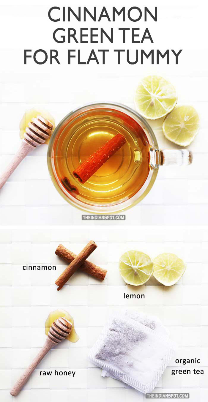 does green tea and lemon help with weight loss