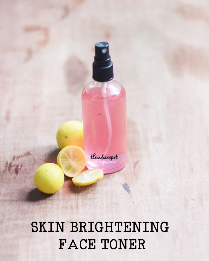 Skin Brightening Face Toner