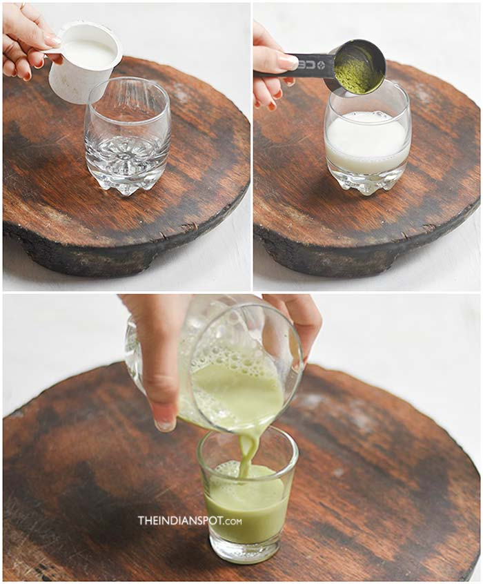 MATCHA SHOTS FOR WEIGHT LOSS
