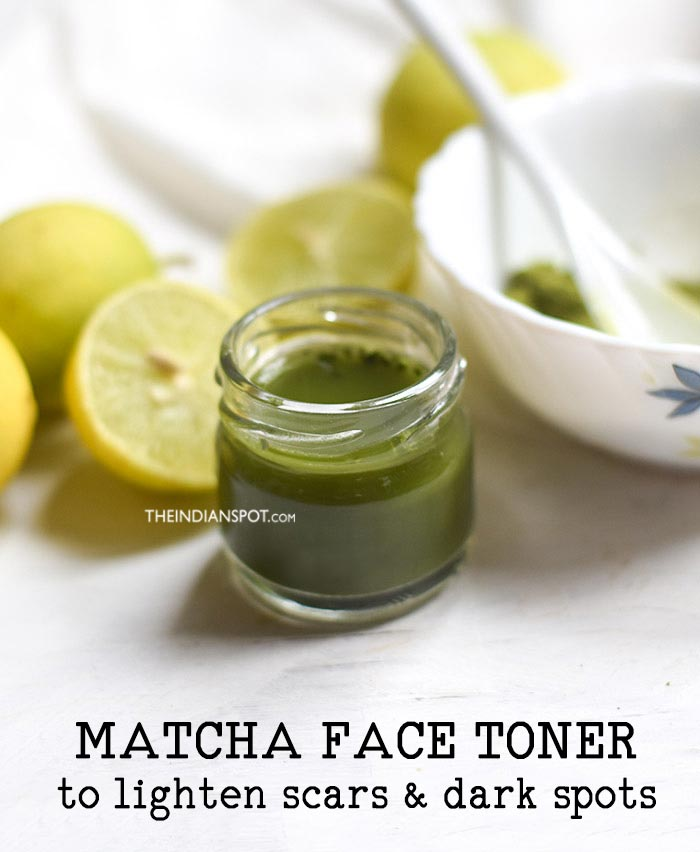 DIY Face toner for clean and clear skin